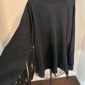 Zara black top
